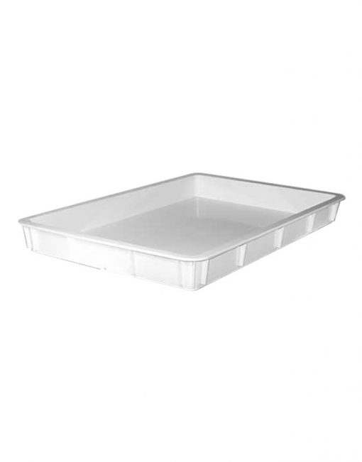 Traditional Pizza Dough Tray by Menu-Roll A Division of Viking Plastics