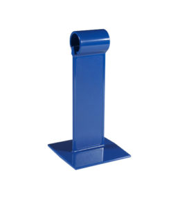 Blue All Plastic Menu-Roll